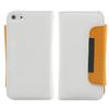 For iPhone5g Wallet Case Flip Leather Cover PU Pouch For iPhone 5G 6th DHL ship hot 50pcs lot