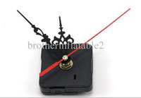 Wholesale Hot sale Quartz Clock Movement Kit Spindle Mechanism shaft mm