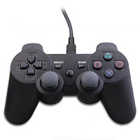 Wholesale For PS3 USB Wired Control Pad Black