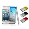 Raindrop Water drop 3D Hard Crystal Case C over For iPhone 5 5G,high quality DHL shipping 30pcs lot