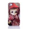 Carton girl design hard back case for iPhone 5 5G,high quality DHL shipping 30pcs lot