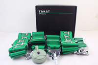 Wholesale TAKATA Seat Belt with FIA Homologation Harness Racing Satefy width inches Point