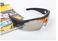 4G Yes  Wholesale HD 720P Sunglasses Camera 170 Degrees Wide Angle Lens Mini DV 4GB TF+Card Reader AB284