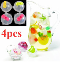 Wholesale Ice Brick Mold Party Bar Tray Cube Round Sphere Ball Maker Mould Kitchen