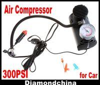 Wholesale On Sales PSI V Car Auto Electric Pump Air Compressor Portable Tire Inflator