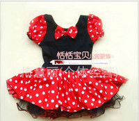 Wholesale Clearance Minnie mouse Baet dress Tutu pettiskirt tutu skirts girl clothing girl dress dress Headdress