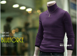 Wholesale Feel comfortable fine The work class men s sweater hedge long sleeve knit unlined upper garment
