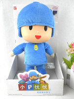 Wholesale High quality quot POCOYO BANDAI PLUSH SOFT FIGURE Toy POCOYO