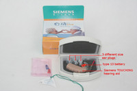 Wholesale Brand New SIEMENS HIGH POWER DIGITAL BEHIND THE EAR MINI SIZE BTE HEARING AID TOUCHING for Moderate to Severe Loss