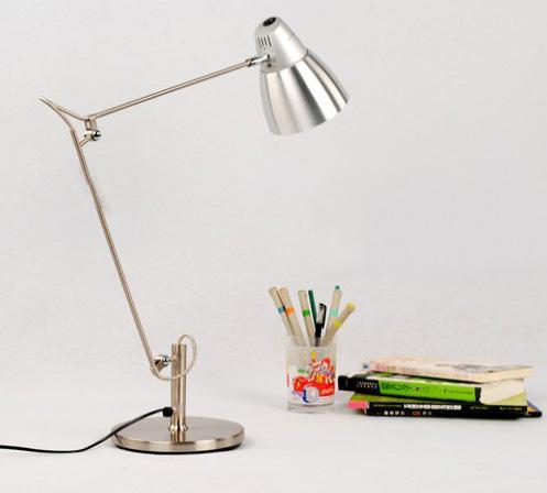 Desk Work Lamp: 2017 Modern Minimalist Stainless Steel Table Lamp Learning Work Office Eye  Protection Desk Lamp From Soon, $104.77 | Dhgate.Com,Lighting