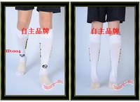 Wholesale Best Elite Socks Men Football Socks White Black Soccer Sock Soxs Hosiery Sport Hose Stockings