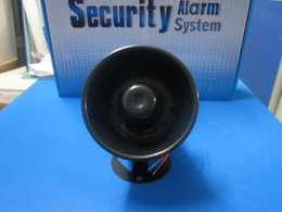 Wholesale Wired alarm siren horn electronical siren horn for home security alarm system S166