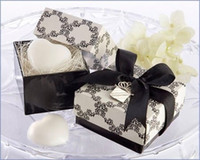 Wholesale Heart Soap In The Nest Wedding Baby Shower Favor Set of for Wedding Gifts Party Favors Supplies
