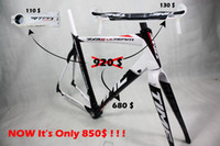 Wholesale Time RXRS Ulteam Black Label Carbon Module Road Bike Frameset handlebar stem
