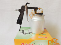 Wholesale 1pc Mini HVLP Paint Spray Gun mm cc