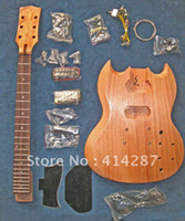 other other Mahogany free shipping sg electric guitar kits for promotion mahogany body