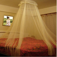 Wholesale The new web mosquito net dome mosquito net meters bed g