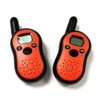 Wholesale 8 CH Km Two Way Radio Walkie Talkie T pair wt10 Free Drop shipping