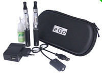 Electronic Cigarette bags lots electronic - e cigarette EGO CE4 kit ego series with clearomizer ego battery ego ce4 kit sets