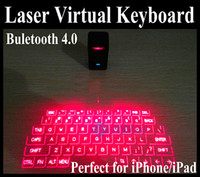 Wholesale White celluon Magic cube Laser Virtual Keyboard Bluetooth for phone S s Pad Note Note Smart Phone Laser Keyboard