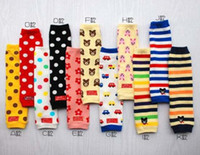 kids leg warmer - Fashion Best Warm Socks Knit Knee High Socks Kids Leg Warmers Children Socks Boy Girl Cotton Sock