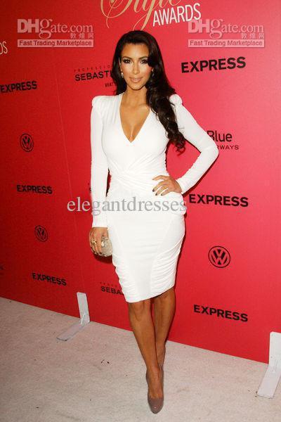 Where to Buy Kim Kardashian White Dress Online? Where Can I Buy ...