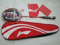 Wholesale Lining New Secong Generation Li Ning N90 Badminton Racket Racquet original