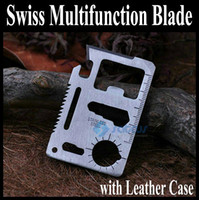 Wholesale Multifunctional Swiss Army Knife Send holster manual