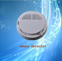 Wholesale 2 Wireless Smoke Detector sensor for Wireless GSM Alarm System S160