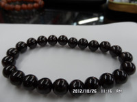Wholesale Fashion natural garnet Bead Bracelet in MM I0MM Bracelet