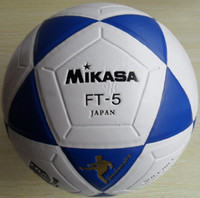 Wholesale Mikasa FT soccer ball football Free with pc ball pump needle net Shipped randomly