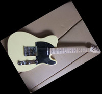 Wholesale New arrival TELE MODEL CUSTOMIZE China Electric Guitar Cream a0709
