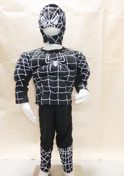 Дети комиксов marvel черный человек паук