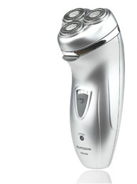 Wholesale Fly family razor FS330 electric shaver rotary rechargeable three head