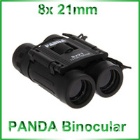 Wholesale 8x mm Rubber Mini Compact Opera CF Binoculars for Outdoors sports