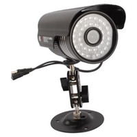 Wholesale 700 tvl SONY CCD CCTV Camera mm Lens Wide Angle IR Leds Outdoor Night Vision
