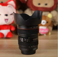 Wholesale Plastatic Coffee Cup Camera Lens Cup