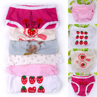 girls wear underwear - Children Briefs Kids Underwear Girls Underpants Baby Panties Cotton Lace Briefs Child Clothing Wear