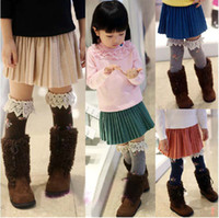 Wholesale Baby Wear Dress Short Girls Mini Skirt Children Clothing Kids Ruffle Skirts Girl Autumn Wear Fashion