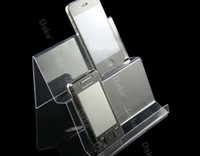 Wholesale F Acrylic Phone Rack Display Stand Holder for phone