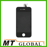 Wholesale For iPhone GSM LCD Display With Touch Screen Digitizer Assembly Repair Replacement Black Color High Quality