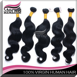 Wholesale 5 Off Human Hair Weave Brazilian Virgin Mix Size Dyeable Bleachable Queen Hair Extension Body Wave