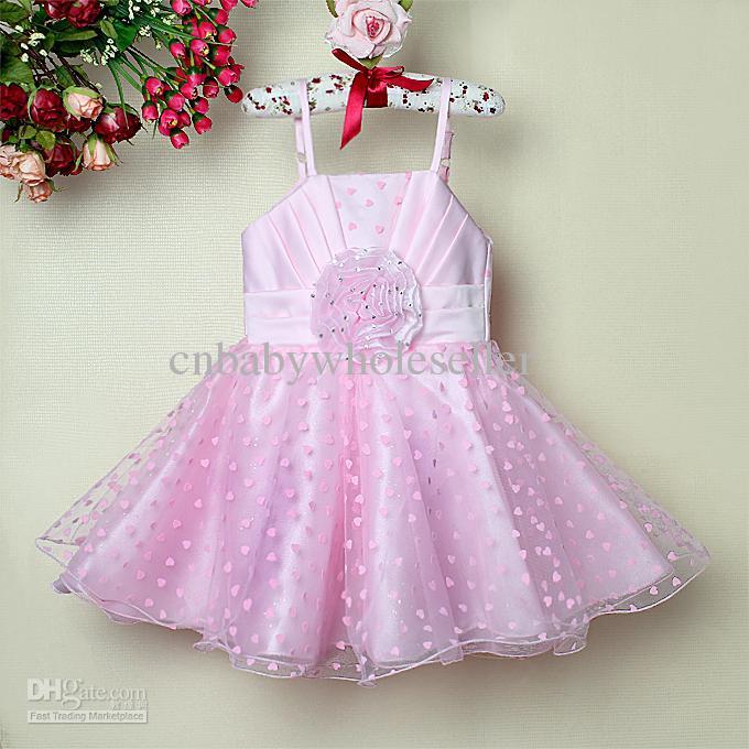 Discount Flower Girl Dresses Toddler 14