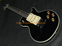 Wholesale Best High Quality Custom Ace Frehley Electric Guitar Black New Arrival OEM Available