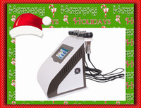 Wholesale 2013 NEW Ultrasonic liposuction K cavitation slimming TRIPOLAR SIXPOLAR FOURPOLAR RF MACHINE Christmas gift