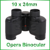 Wholesale 10 x mm Compact Opera CF Binoculars for outdoor sports
