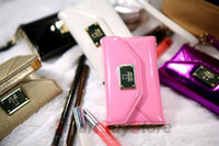 For Apple iPhone deiking - Hot sale deiking luxury leather card Bag wallet bag holder pouch case cover for iPhone s g Free S