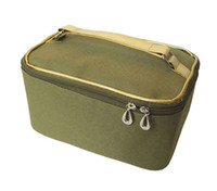 Wholesale USB Thermal Insulation Lunch box Bento Food Warmer Heating Bag Christmas Gift