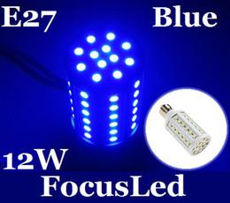 2017 e27 ce smd 5050 SMD Bleu E27 12W Ampoule Led maïs léger 230V 110 LED de haute qualité Spots CE & amp; amp ; ROHS e27 ce smd offres