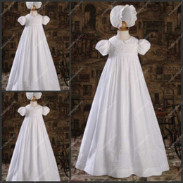 Wholesale A Line First Communion Dresses Floor Length Taffeta Short Sleeve Children First Communion Dresses